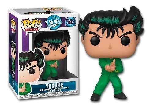 Funko Pop! - Yu Yu Hakusho - Yusuke #543