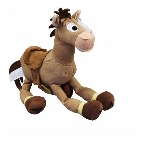Pelúcia Bala No Alvo Cavalo Do Woody Toy Story 26cm