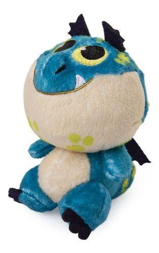 Ovinho com Mini Pelúcia - Como Treinar Seu Dragão 3 - Baby Gronckle - Sunny