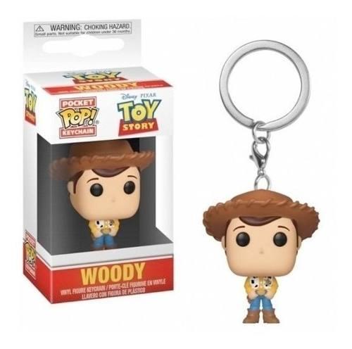 Pocket Pop Keychain Chaveiro Funko Woody Toy Story