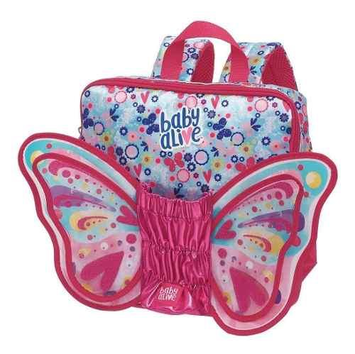 Mini Mochila Baby Alive Butterfly 980b08 - Pacific