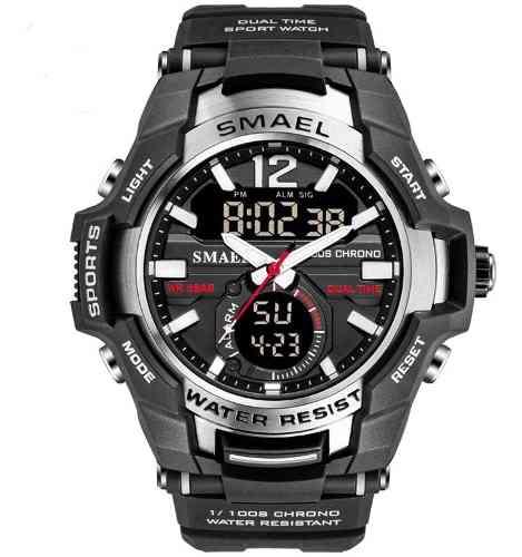 Relógio G-shock Smael 1805 Prova D'água Esportivo Original