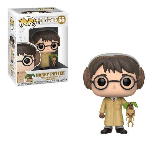 Harry Potter Herbology Boneco Pop Funko #55 * Pronta Entrega