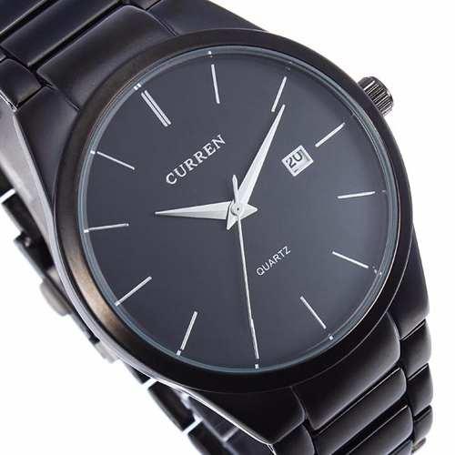 Relógio Curren Casual Masculino Original - Modelo 8106