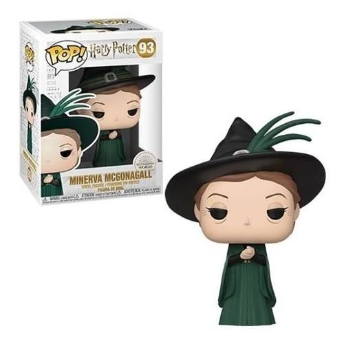 Minerva Mcgonagall - Harry Potter - Pop! Funko #93