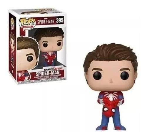 Funko Pop! Marvel - Homem Aranha - Spider Man #395