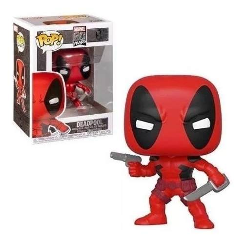 Boneco Funko Pop Marvel 80 Years - Deadpool 546
