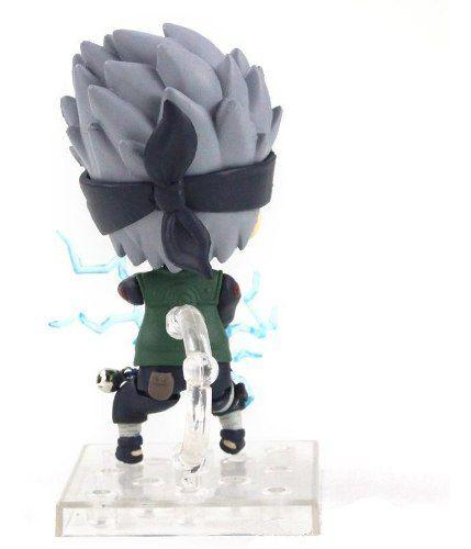 Kakashi Nendoroid 724 - Anime Naruto Pronta Entrega