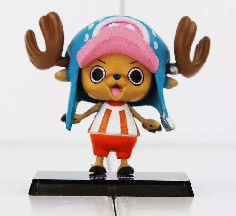 Action Figure Banpresto One Piece Dramatic Showcase Shopper