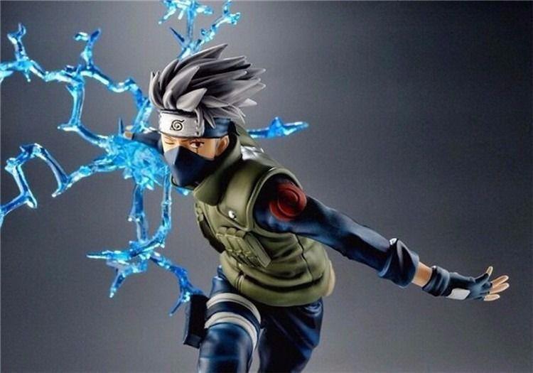 Action Figure Kakashi Hatake Chidori Xtra Naruto