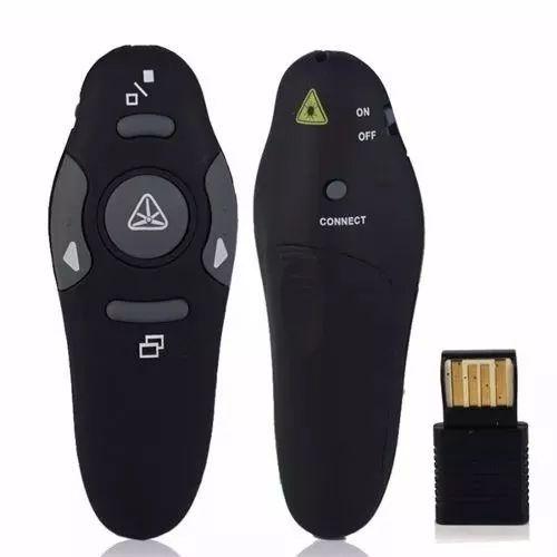 Apresentador Multimídia Passador Slides Caneta Power Point - DUPL