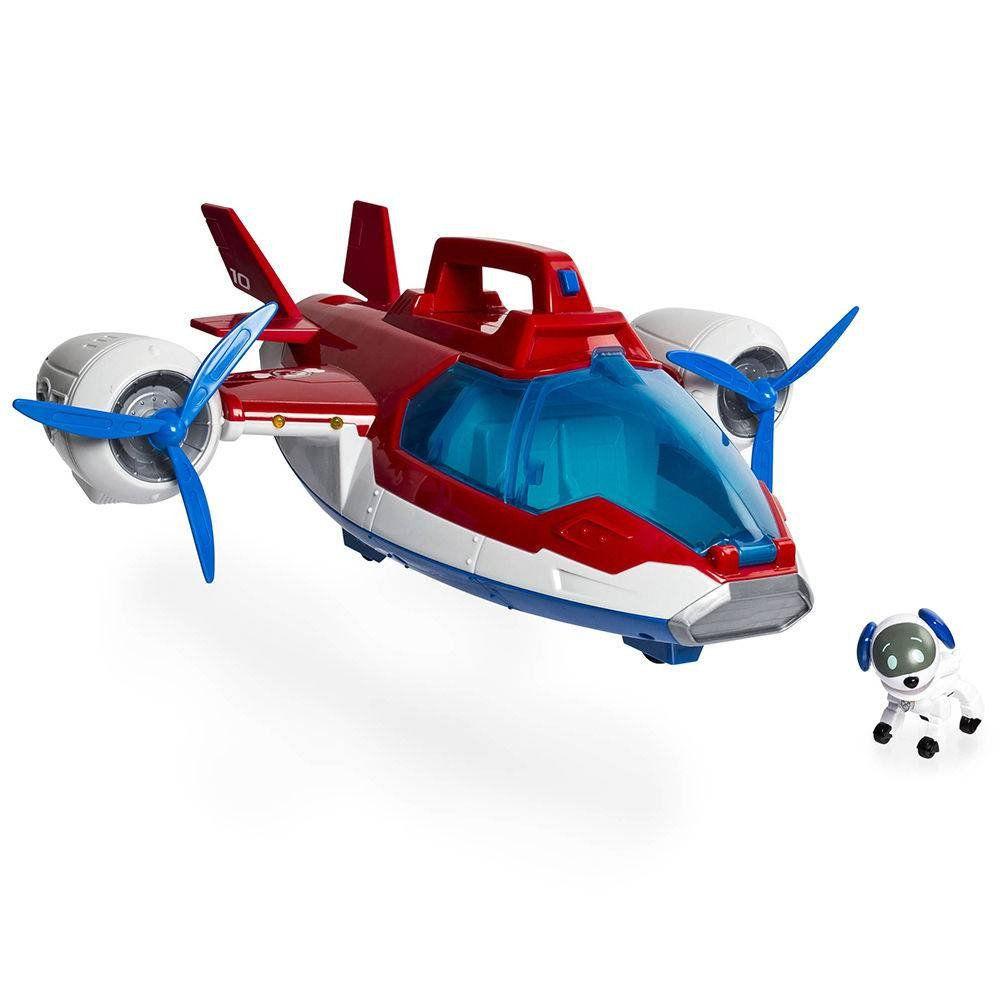 Avião Patrulheiro Patrulha Canina - Sunny
