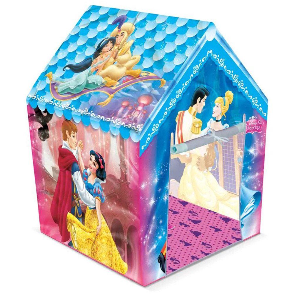 Barraca Princesas Infantil Acampamento Casinha Disney Lider
