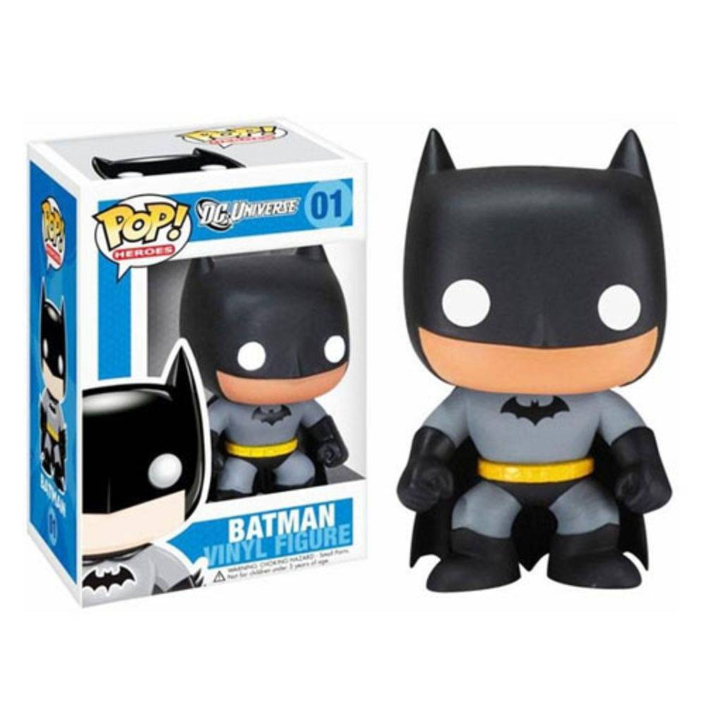Batman - Funko Pop Dc Comics Super Heroes - DUPL