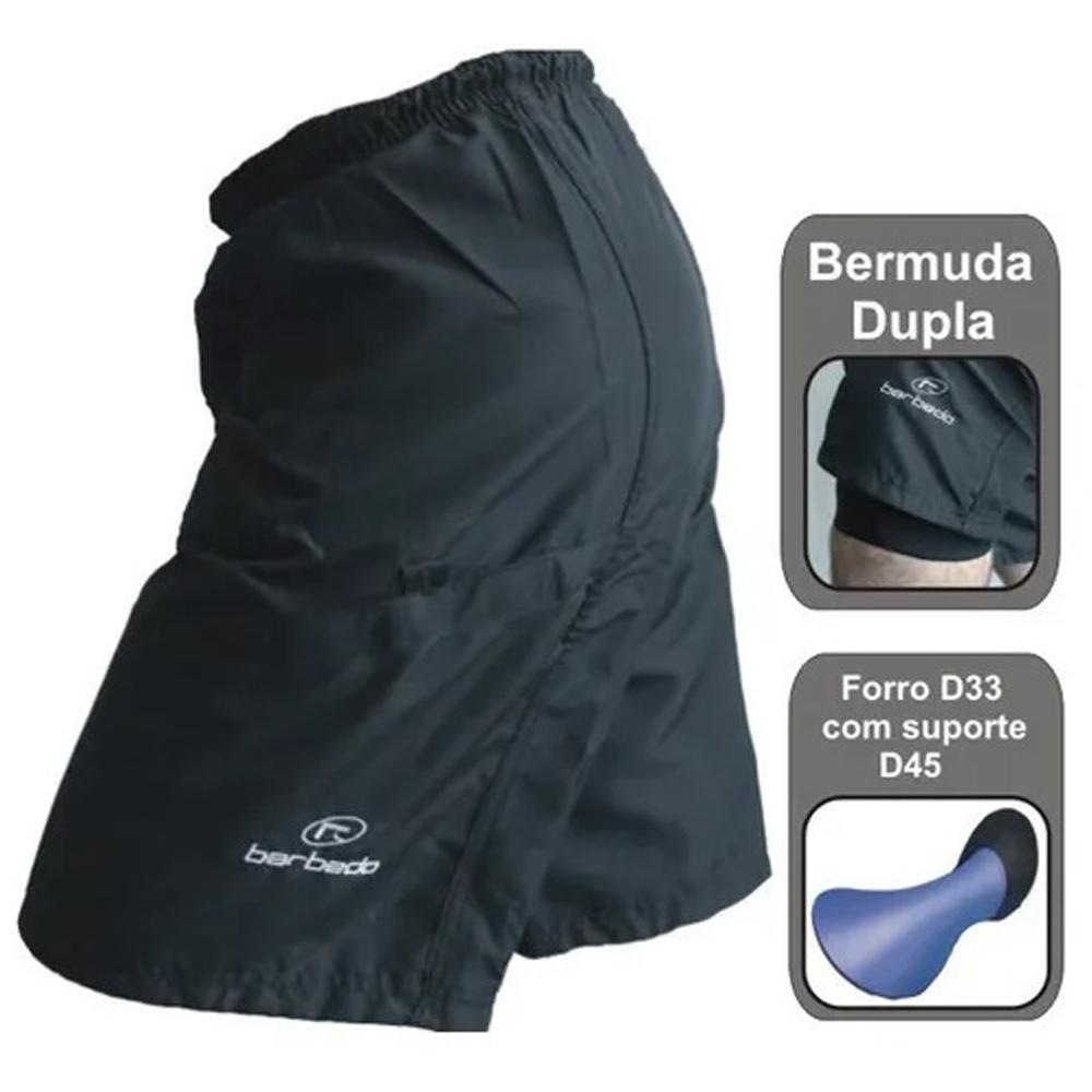 Bermuda Short Ciclismo Bike Mtb Free Ride Barbedo Forro