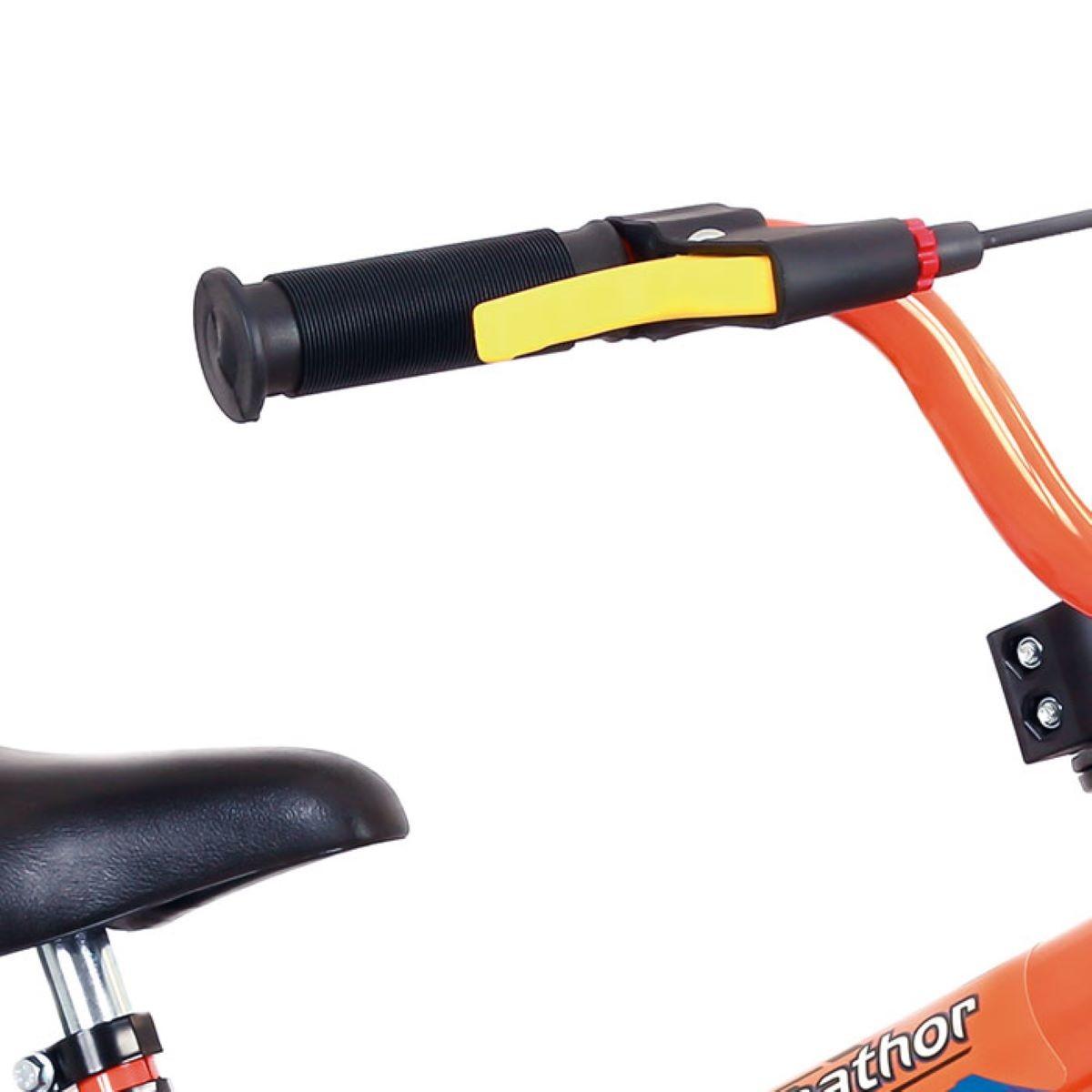Bicicleta Infantil Nathor Aro16 Menino Extreme De 5 A 8 Anos