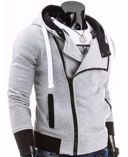 Blusa Moletom Casaco Assassin´s Creed Slim Fit Bl008