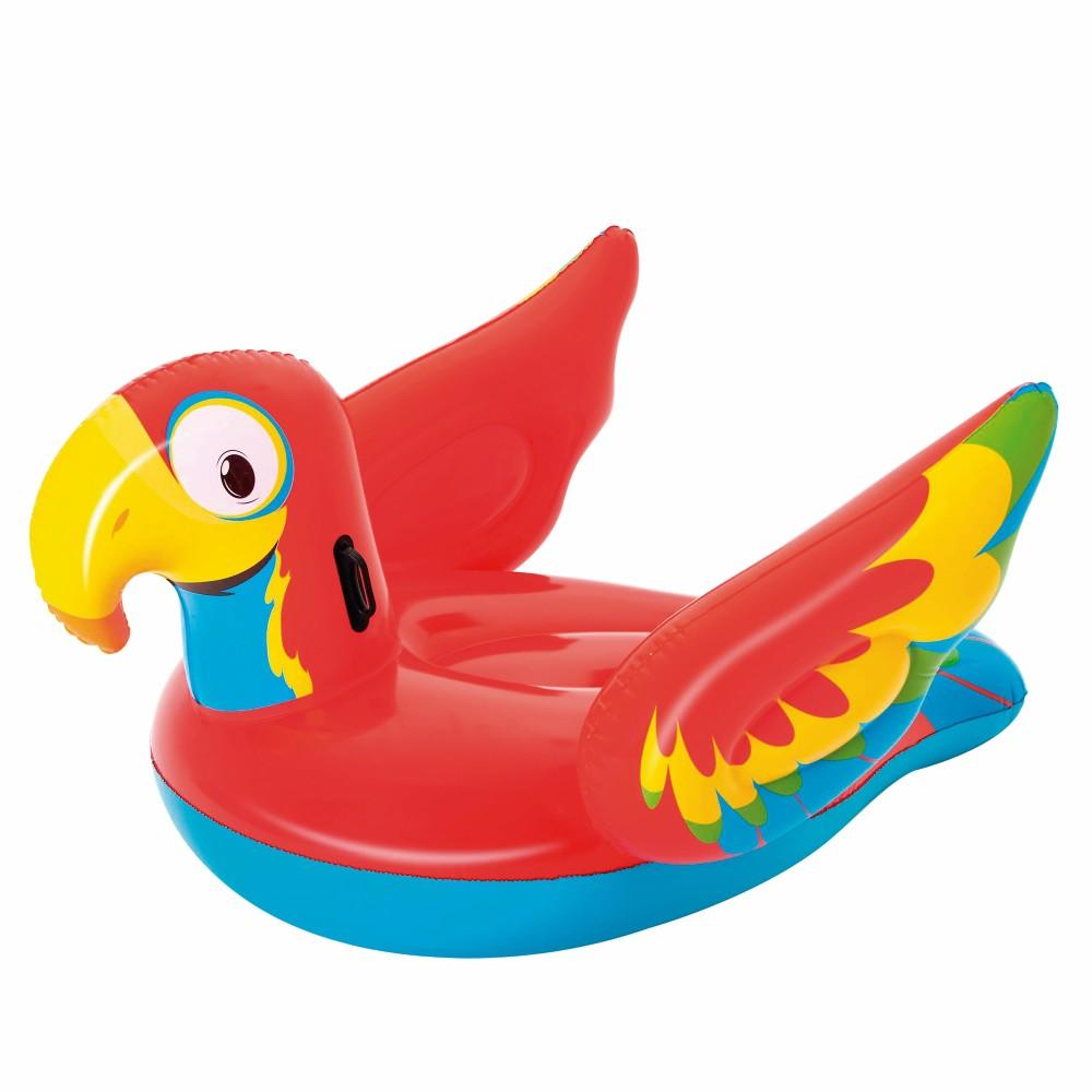 Boia Inflável Piscina Gigante Papagaio Para Praia Piscina MOR