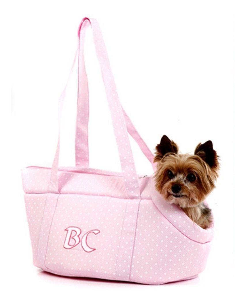 Bolsa Baby Para Transporte Cães Reforçada Com Segurança Tamanho G