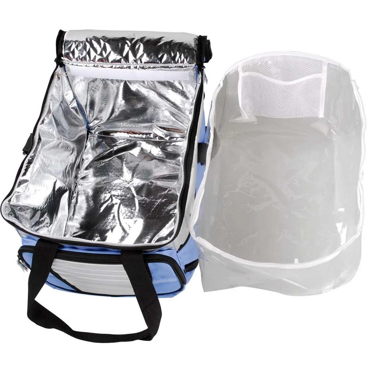 Bolsa Térmica Caixa Cooler 36 Litros 40 Latas Viagem Mor