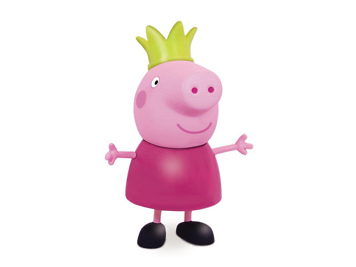 Boneca Peppa Pig Elka Peppa Princesa