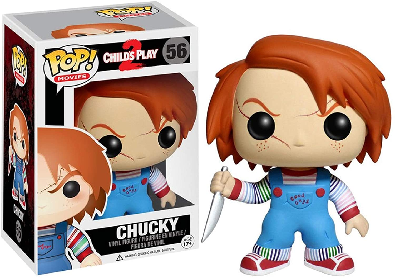 Boneco Assassino Boneco Pop Funko Chucky #56