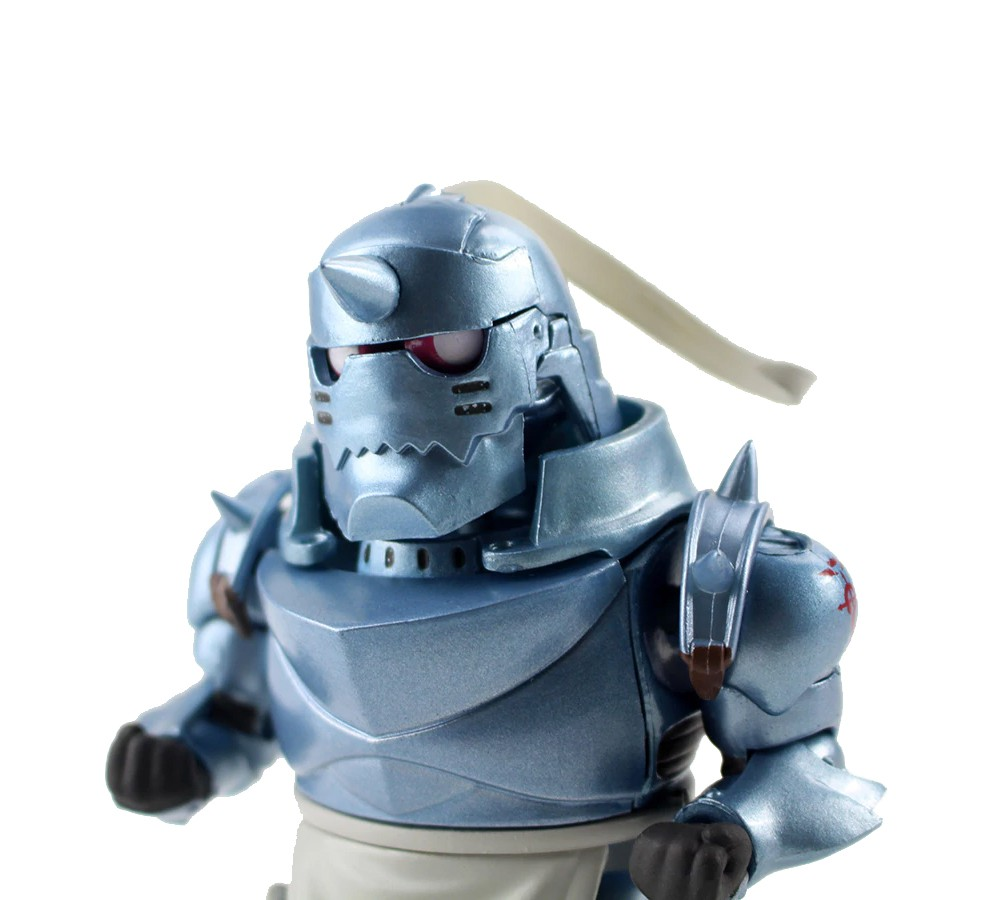 Boneco Fullmetal Alchemist Nendoroid Alphonse Elric