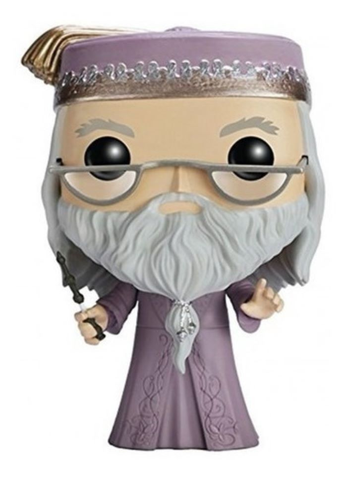 Boneco Funko Pop Harry Potter Albus Dumbledore
