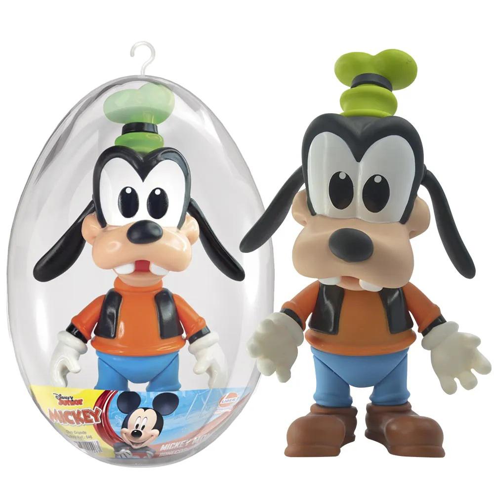 Bonecos Mickey House Coleção No Ovo Grande - Personagens