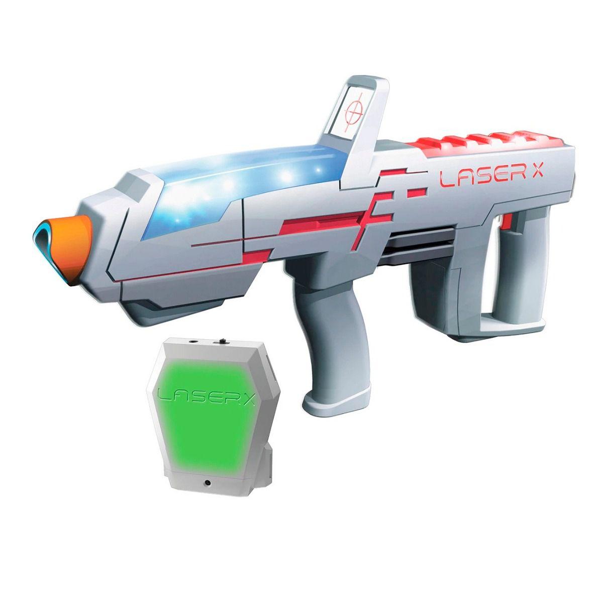Brinquedo Laser X Lancador Longo Alcance - Sunny