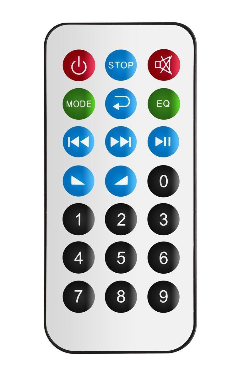 Caixa De Som Amplificada Bluetooth 100w Rms Microfone Fm Sd