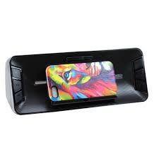 Caixinha Som Bluetooth Ws1618 Ent.usb Pen Drive Aux Sd Grave