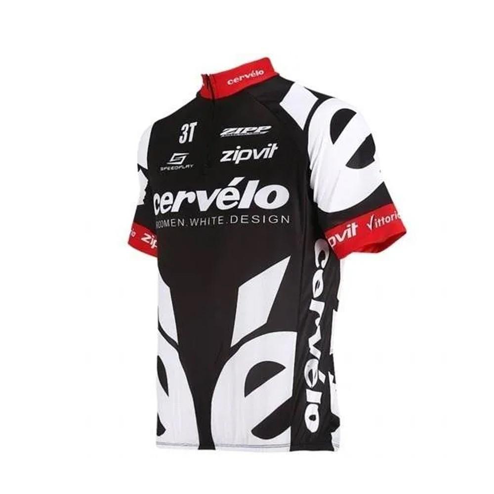 Camisa Ciclismo Bike Ciclismo Mtb Speed Cervelo Com Bolso