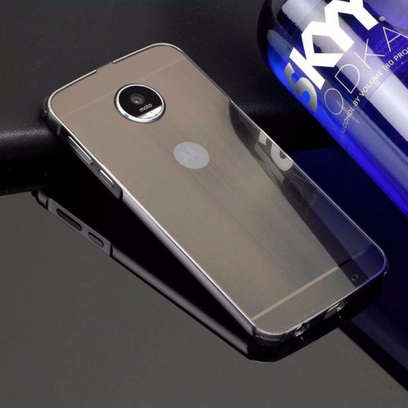 Capa Case Espelhada Celular Moto Z Play Xt1635 Tela 5.5 Top
