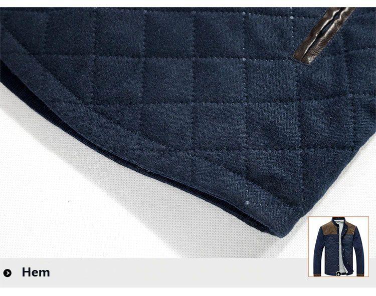 Casaco Blusa Jaqueta Reforçada Poliester Quente Baseball Azul