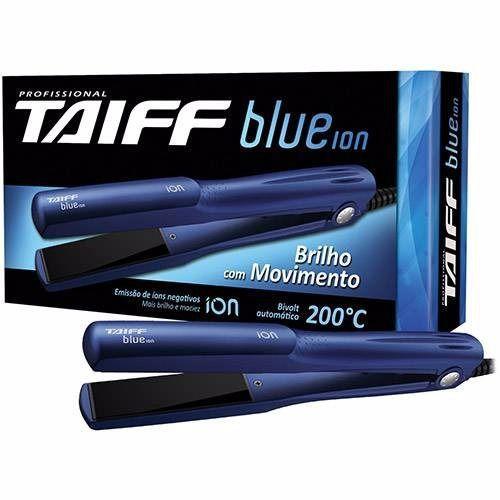 Chapinha Taiff Blue Ion Elegance Bivolt