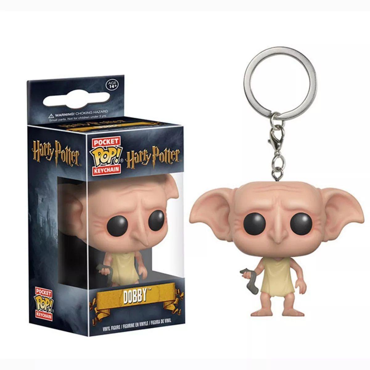 Chaveiro Funko Pop Keychain Harry Potter - Dobby