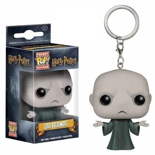 Chaveiro Funko Pop Keychain Harry Potter - Voldemort