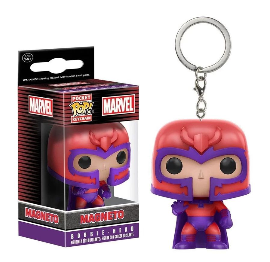 Chaveiro Funko Pop Keychain X-men - Magneto