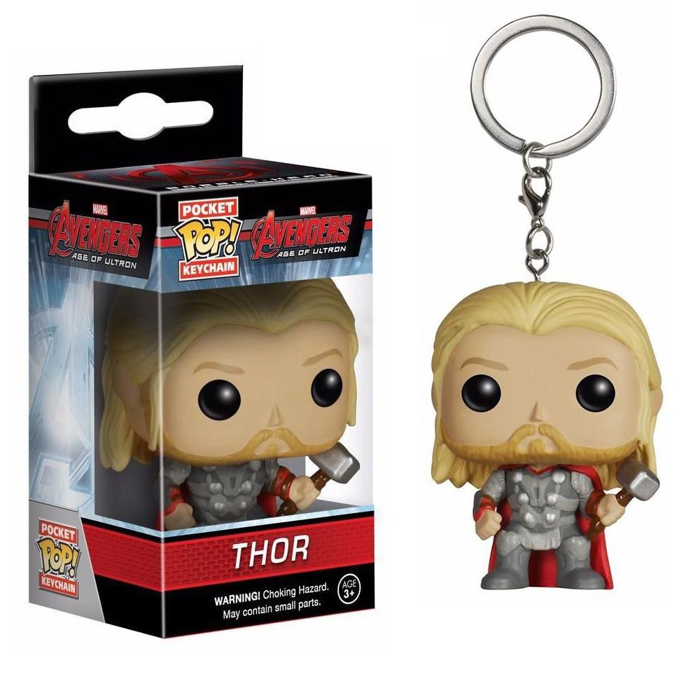 Chaveiro Thor - Funko Pocket Pop!