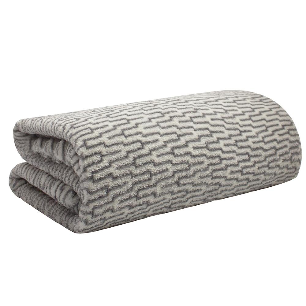 Cobertor Manta Microfibra Casal 2,20 X 1,80 Estampado Camesa