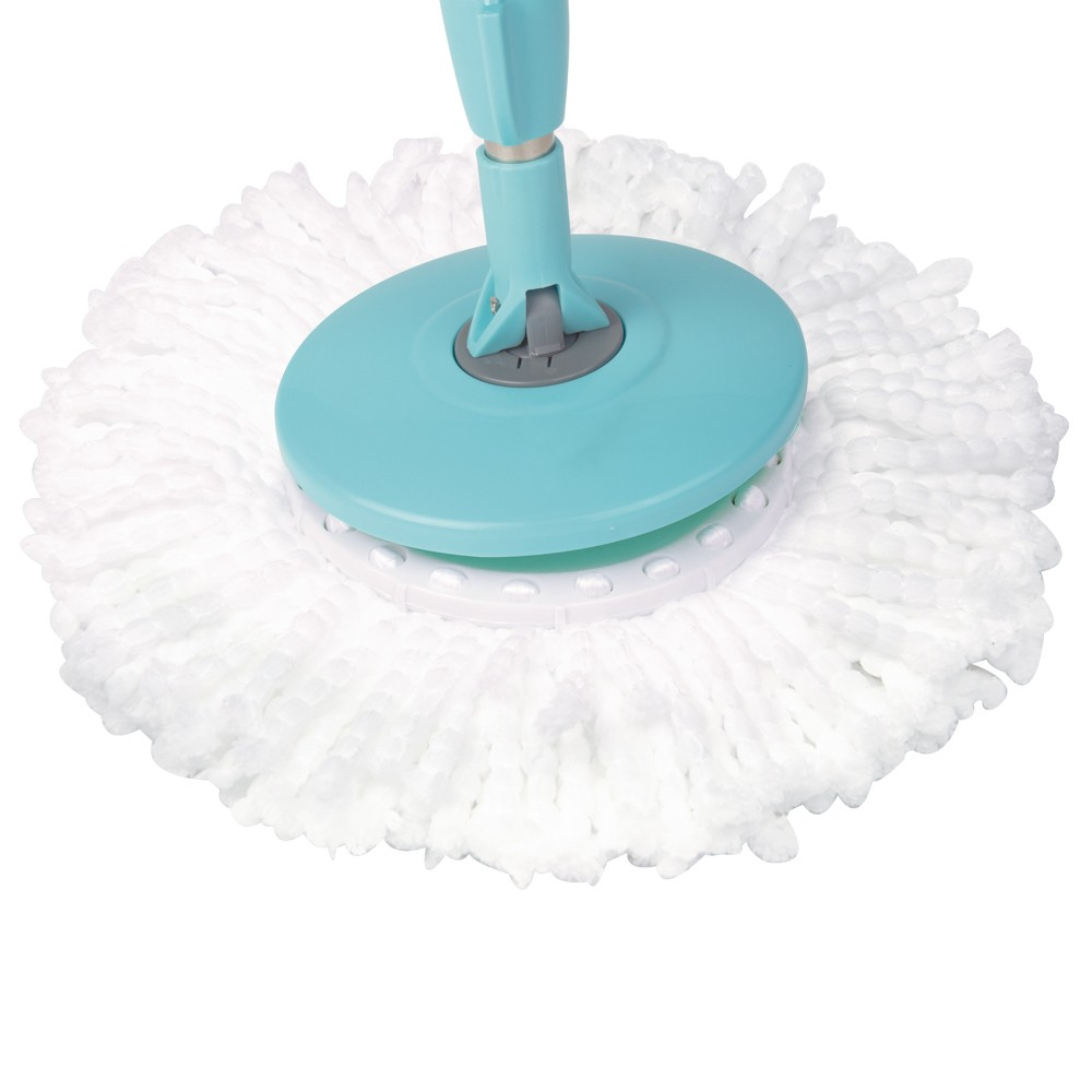 Esfregão Mop Mor Premium Inox Limpeza Prática