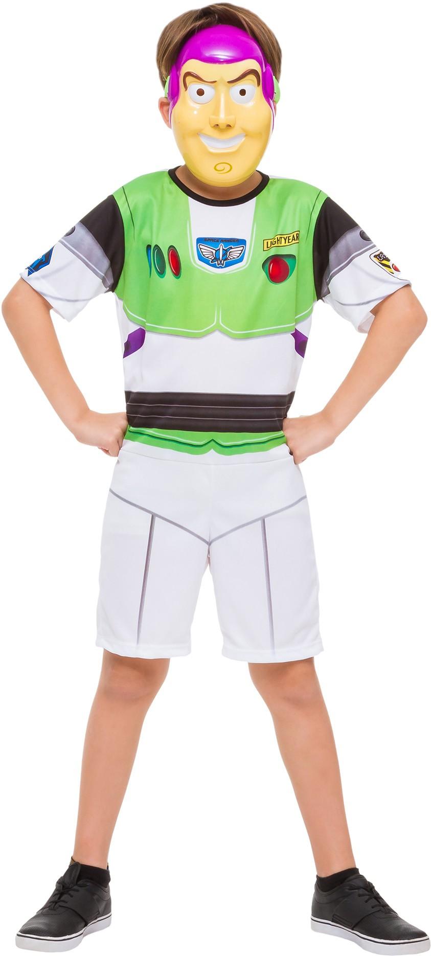 Fantasia Buzz Lightyear Infantil Toy Story Original