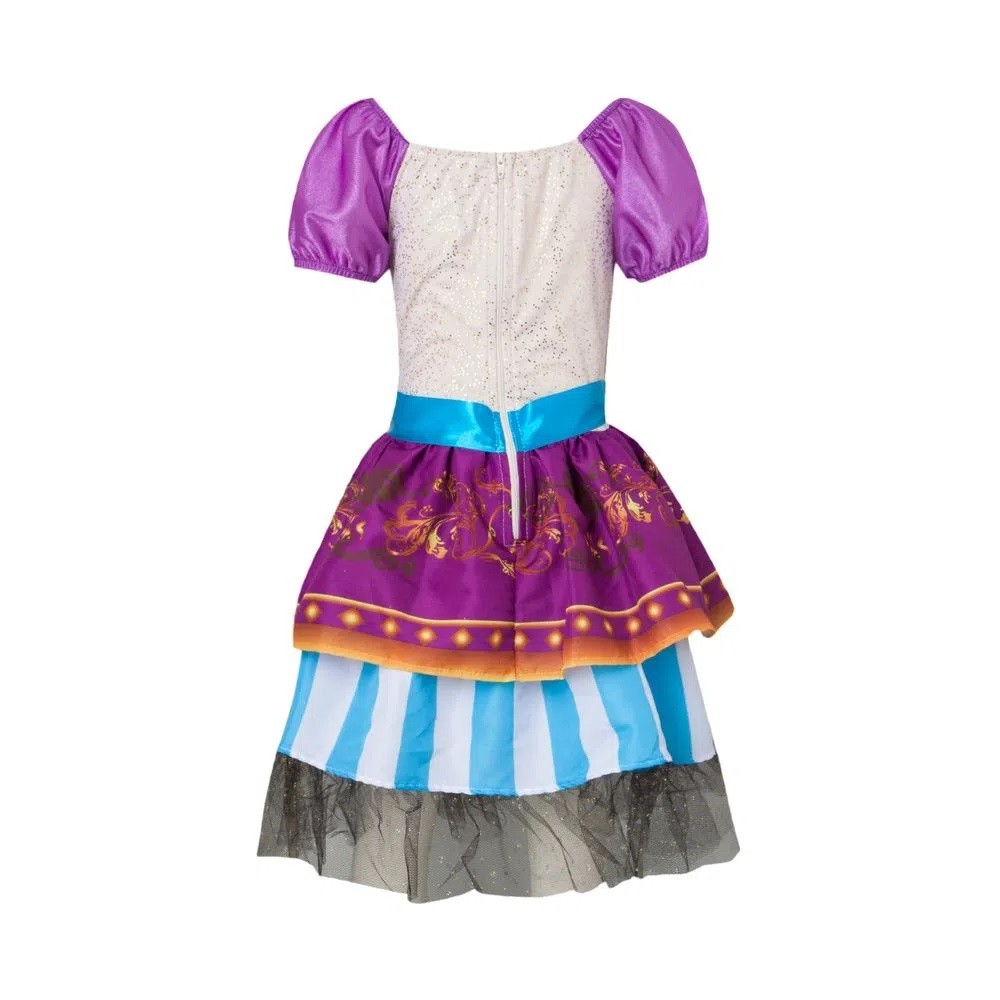 Fantasia Madeline Hatter Ever After High Infantil Luxo