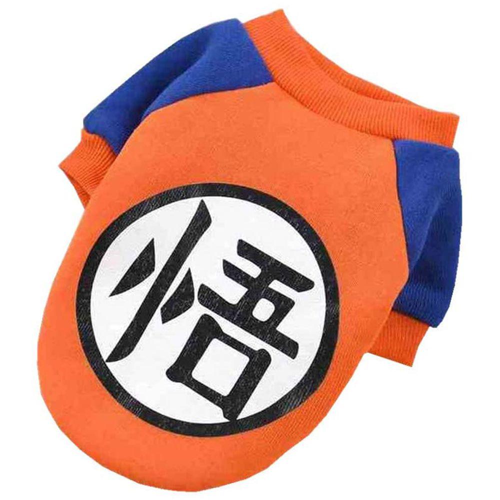 Fantasia Pet Cachorros E Gatos Goku Dragon Ball Z Cão