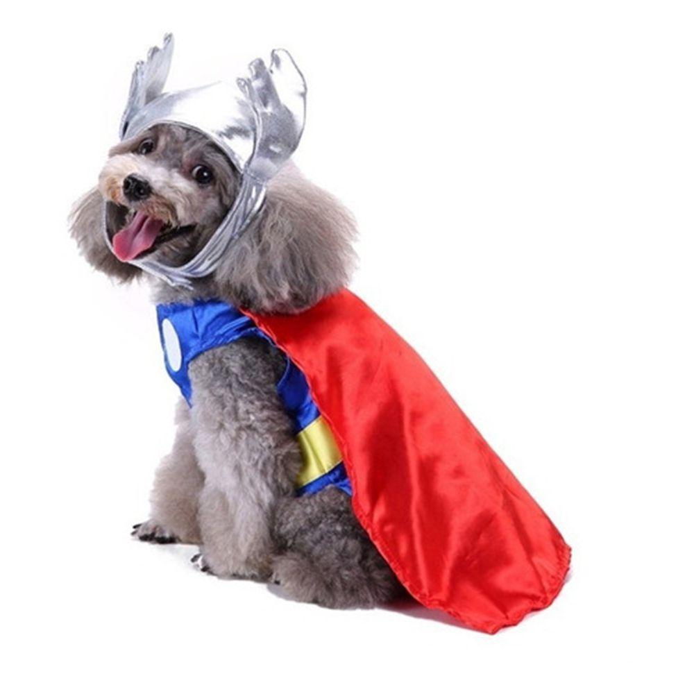 Fantasia Pet Thor - Para Cachorros Ou Gatos