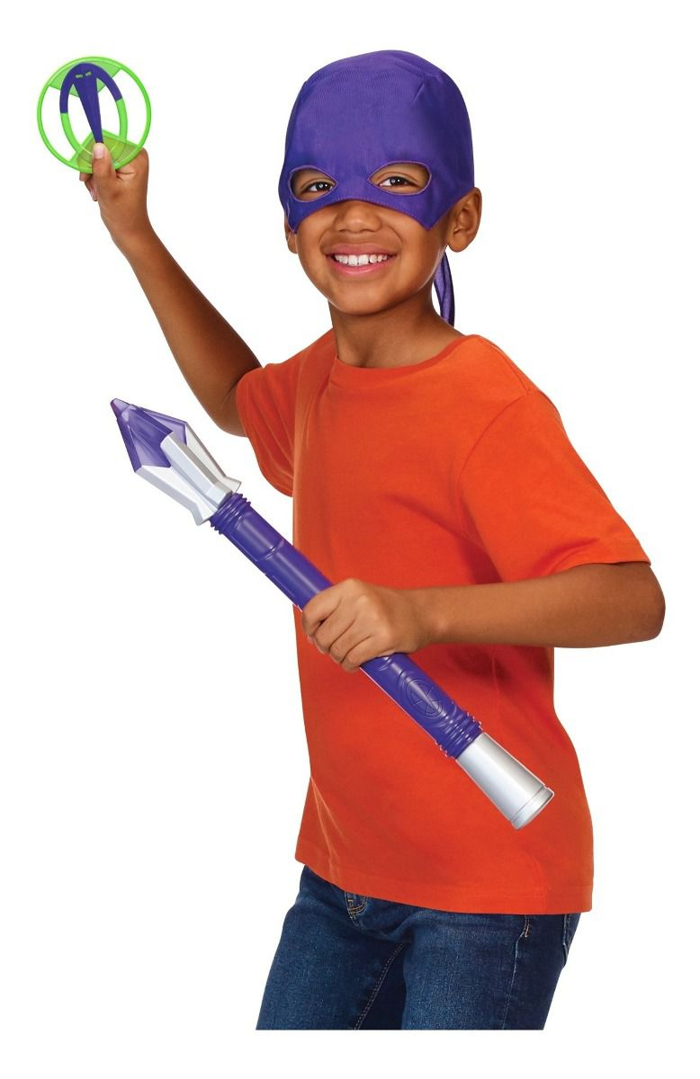 Fantasia Tartarugas Ninjas Donatello Sunny Equipamento 2044