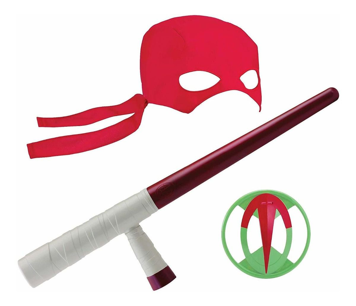 Fantasia Tartarugas Ninjas Raphael Sunny Equipamento 2044