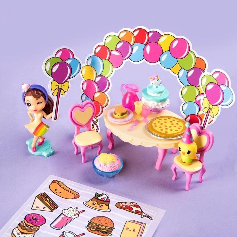Festa Surpresa Na Caixa Party Pop Teenies Ava Sunny 1842