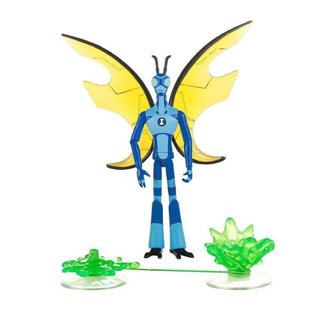 Figuras De Ação Ben 10 Insectoide Sunny